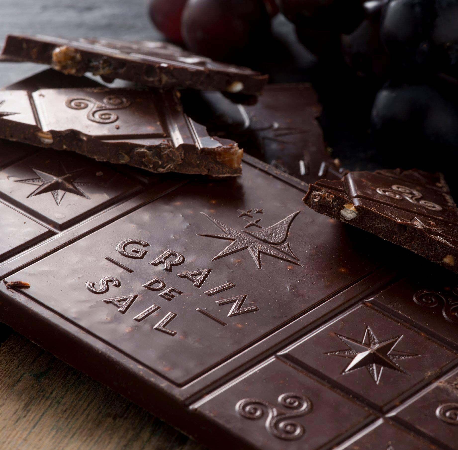 chocolat Grain de Sail