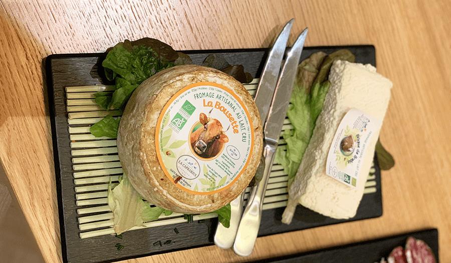 La Caprarius fromages