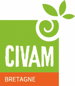 Logo CIVAM Bretagne