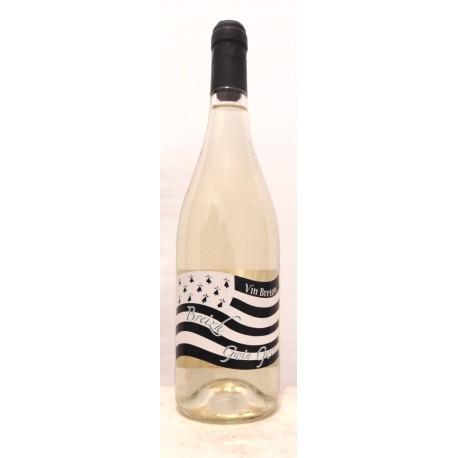 vins blancs breizh gwin gwenn bzh