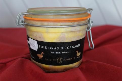Foie gras Conserverie Olivier Hendaye