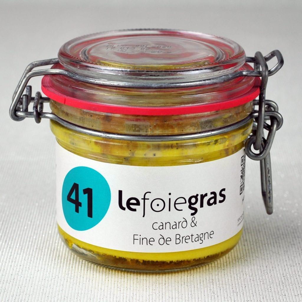 foie gras bretagne conserverie secrets de famille