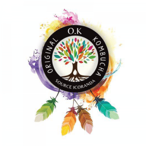 OK original Kombucha logo