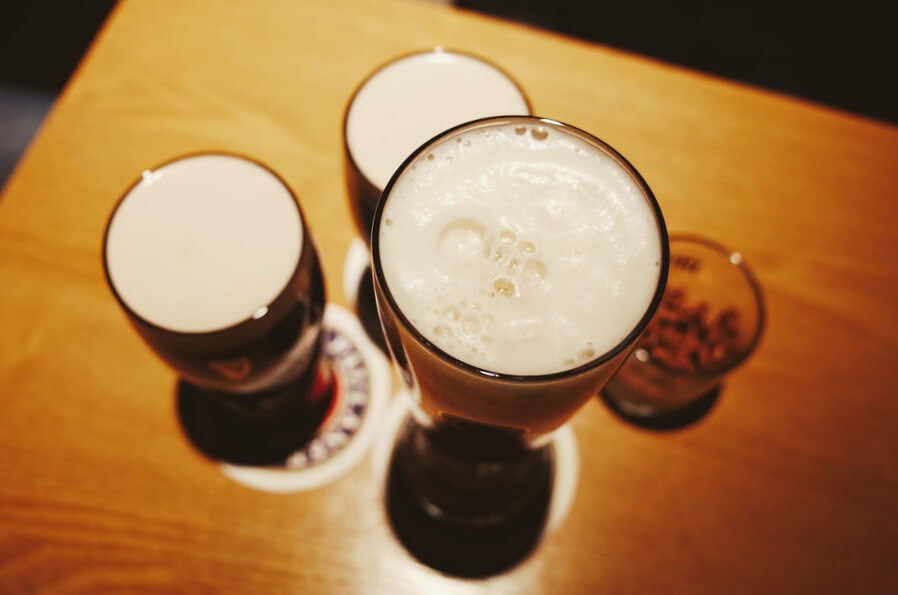 biere mousse